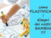 Come plastificare disegni, documenti, certificati ferro stiro