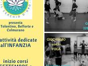 Yoga bambini Espressione corporea Tolentino