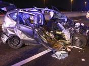 Scontro frontale auto sulla provinciale: morto uomo