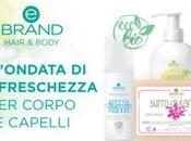 Cosmetici ecobiologici hair body e-brand