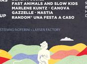 MUSIC FESTIVAL festival Asolo (Tv) Interpol, DeMarco, Elio Storie Tese, Baustelle, Brunori