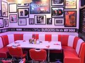 Mangiare Diner anni '50/'60, Angeles York