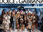 Sfilata Dolce Gabbana autunno inverno 2017/18