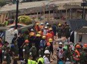 Terremoto Messico giorno disperazione, speranza caso della bimba Frida @ilmanifesto