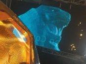 Godzilla nuova immagine mostra creatura set!