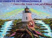 """Movimento """"cento artisti mondo"""" """"locomotiva"""" spettacolare del'europa."""
