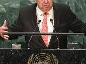 """York Guterres (Onu) Sarraj """"unire libici"""""""