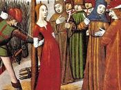 Giovanna d'Arco, ragazza sentiva voci condannata rogo