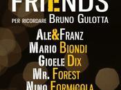 Pisu Friends scena ottobre Legnano memoria Bruno Gulotta