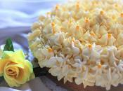 milk sponge cake Torta latte caldo