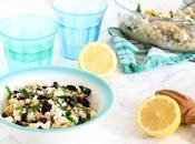 insalata bulgur melanzane feta