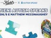 "Kiehl's presenta nuova limited edition ""ultra facial cream"" sostegno autism speaks creata partnership l'attore premio oscar matthew mcconaughey"