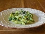 Pasta spinaci ricotta