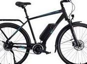 viaggio Rushmore nuova E-Bike trekking