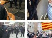 Referendum Catalogna, governo forza contro votanti