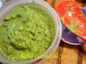 Pesto zucchine, rucola semi zucca