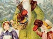 Schemi gratis punto croce: Cartoline Natale Babbo Natale_1