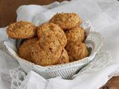 Biscotti quinoa, banane mele senza glutine