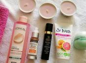 miei prodotti beauty gravidanza