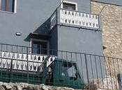 Ultimo sfregio centro storico Vico Gargano, Borghi belli D'Italia