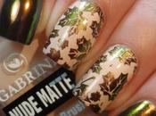 Stamp with Chrome Multichrome Pigments Stamping Polishes Tutorial