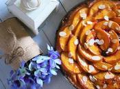 Baltimore peach cake torta pesche fresche
