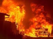 Almeno morti oltre dispersi incendi divampati California