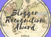 Blogger Recognition Award: sono stata nominata!