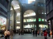 luxury store Milan