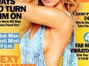 Cameron Diaz senza reggiseno Cosmopolitan Giugno 2011