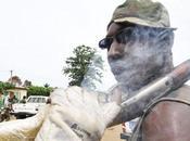 ultimi sostenitori gbagbo rintanati quartiere della capitale abidjan sono stati arrestati