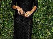 Rosario Dawson Dolce Gabbana Cartier Dinner celebrating MoMA Party Garden