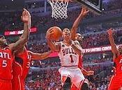 Rose prende mano Bulls. Atlanta cede finale: