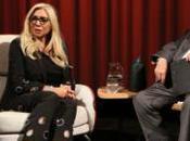L'INTERVISTA: MAURIZIO COSTANZO INTERVISTA MARA VENIER Canale5 seconda serata registra share 14,94%