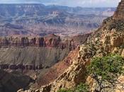 Grand Canyon: trionfo naturale della tridimensionalità (giorno