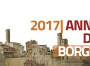 2017 finire l'Anno Borghi, tempo bilanci