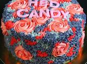 Torta decorata poche crema burro meringata fiori colorati compleanno