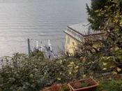 Sguardi PONTILE della frazione COATESA, Comune Nesso Lago Como. Autunno 2017, ottobre 2017