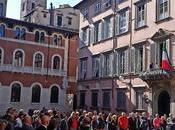 Lucca: dedicata Francesco Xaverio Geminiani nuova statua piazza Guidiccioni.
