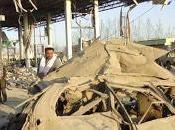 Un'autobomba Afghanistan ucciso almeno soldati