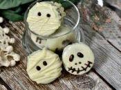 Dolci Halloween biscotti Oreo