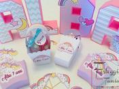 Festa Tema Unicorno compleanno Alba