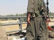 L'esercito Baghdad chilometri Erbil (Kurdistan)