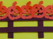 Lavoretto Halloween! Cinque piccole zucche…in inglese