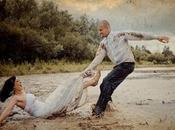 Trash dress: come rovinare l'abito sposa senza sensi colpa