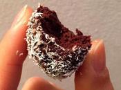 Tartufi vegan cioccolato fondente