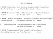 GIANLUCA PAVIA LIE' LAROUSSE/2dR SAVE DATE