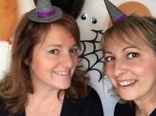 Template cappellino strega carta idea last minute party Halloween