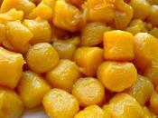 Halloween idee ricette festa speciale: Gnocchi zucca