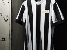 nuova maglia storica della Juventus anni